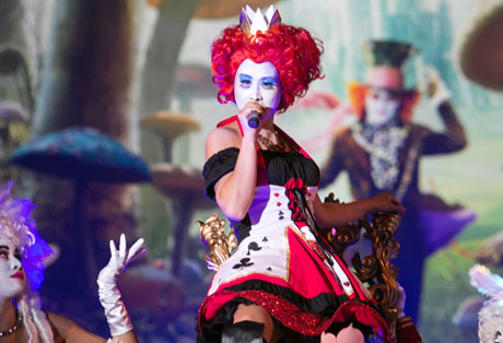 Event Management Portfolio - Fractured Fairy Tale Gala Dinner