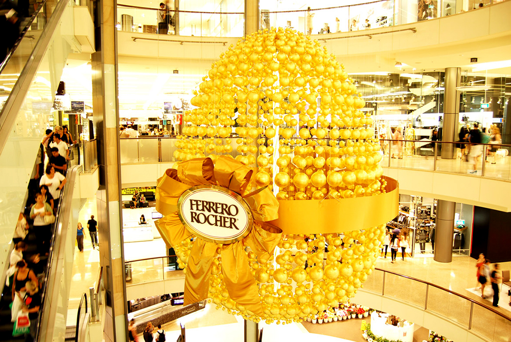 Photography Services - Ferrero Rocher Launch