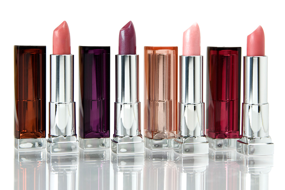 Photography Services - Product Shoot Lipsticks