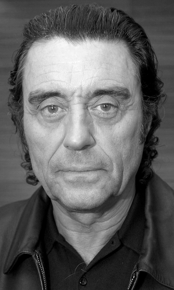 Photography Services - Ian McShane Potrait shot