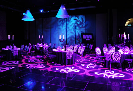 Event Management Portfolio - Law Partners Gala Dinner