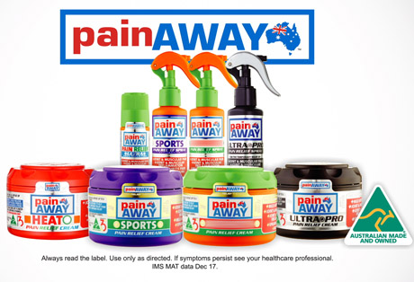 Video Productions Portfolio - Pain Away TV Commercial