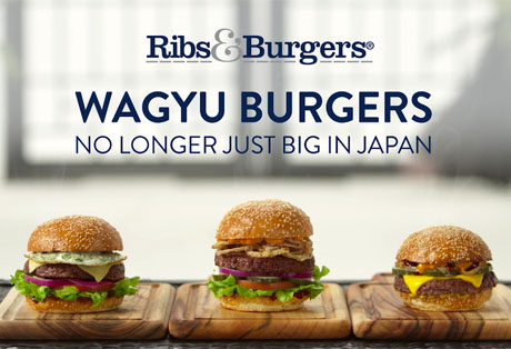 Video Productions Portfolio - Ribs & Burger Wagyu Burger Advert