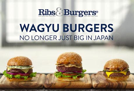 Video Productions Portfolio - Ribs & Burger Wagyu Burger Advert