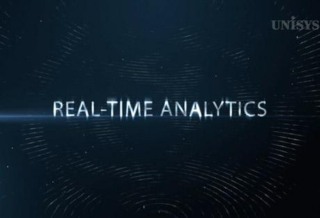 Video Production Portfolio - Unisys Real Time Analysis