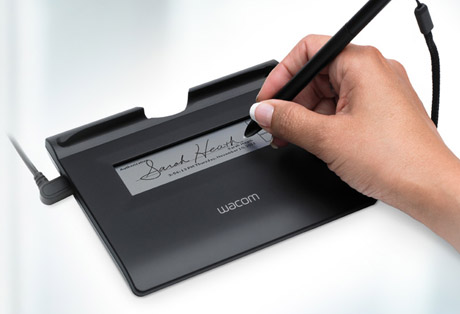 Video Production Portfolio - Wacom Signature Set