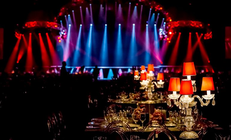 Charity Event Management