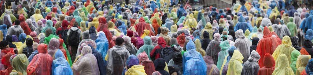 Raining On Event Day