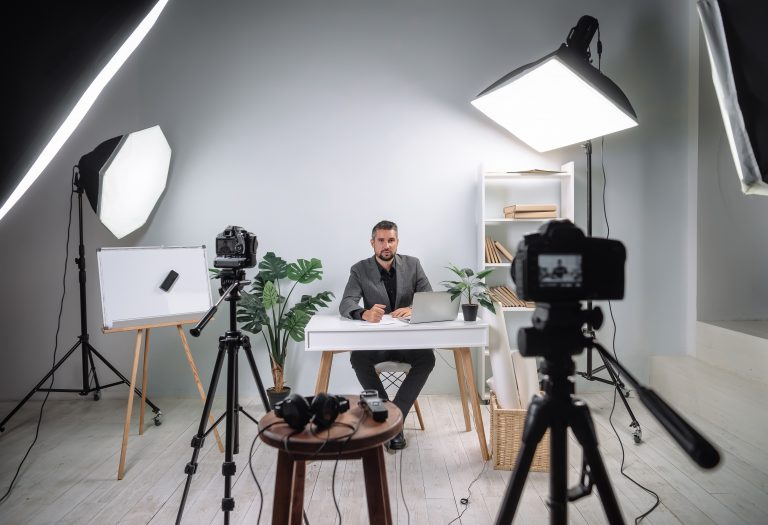 Professional Training Video Production